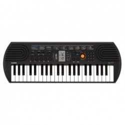 MINI CLAVIER CASIO SA-78